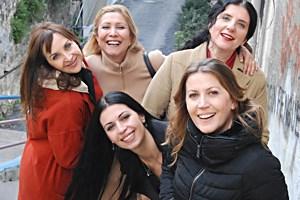 Medyanın 5 deneyimli kadınından güç birliği!