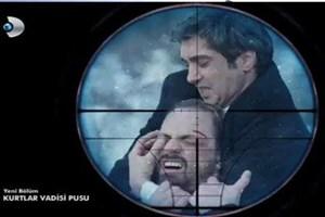 Kurtlar Vadisi'nde Polat Alemdar yine vuruldu