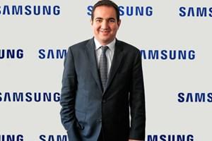 Samsung Türkiye'ye yeni pazarlama direktörü