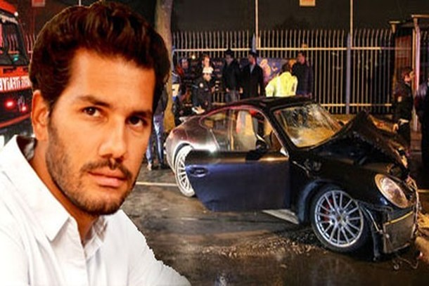 Sinan Çetin'in oğlu Rüzgar Çetin'e 750 bin liralık sigorta faturası!