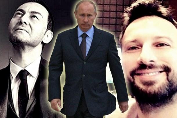 Ünlü Rus gazeteci Putin'le Serdar Ortaç ve Tarkan'ı kıyasladı