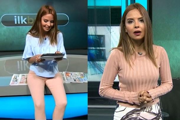 TRT spikerinin videoları izlenme rekoru kırıyor!