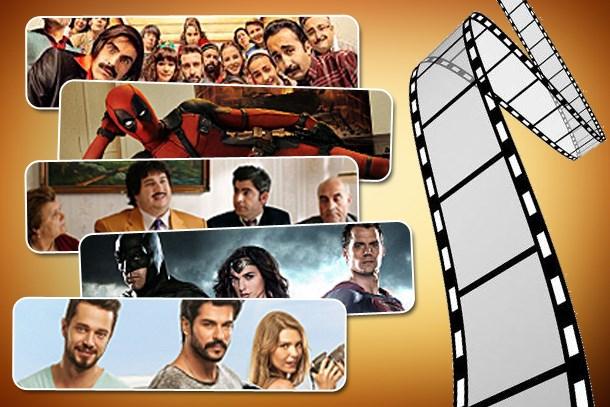 Yılın en çok izlenen 10 filmi belli oldu!
