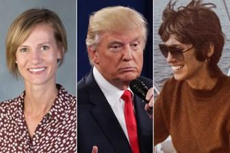 Trump hakkında şoke eden taciz iddiası: Göğüslerimi avuçlayıp elini...
