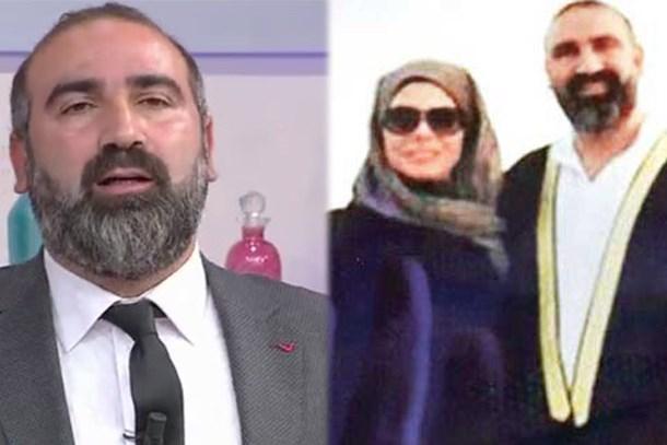 'Allah De Ötesini Bırak' kitabının yazarı Uğur Koşar canlı yayında eşiyle yüzleşti
