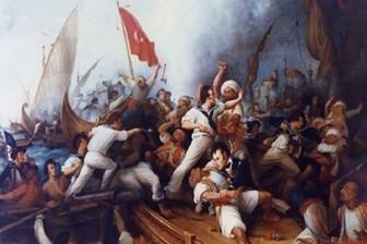 ABD donanmasından skandal Türk bayrağı paylaşımı