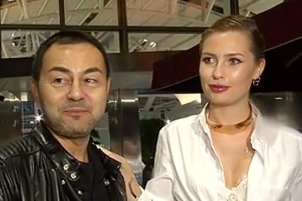 Serdar Ortaç'tan kıyafet tepkisi: Ben böyle tarzın ta...