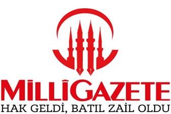 Milli Gazete'den yazar atağı!
