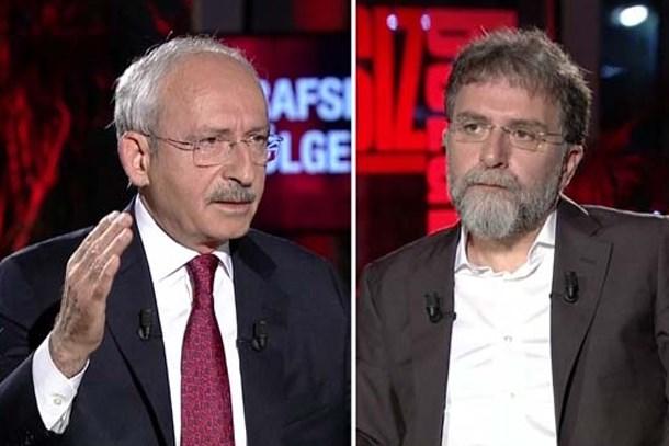 Ahmet Hakan'dan Kemal Kılıçdaroğlu'na: