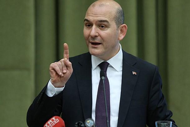 İçişleri Bakanı Cumhuriyet yazarını yanıtlarken suçladı: Fikri takibini yaptığınız terör örgütüne...