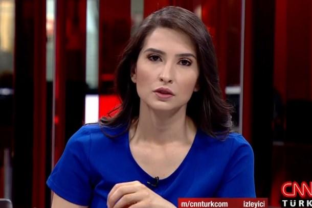 CNN Türk sunucusu isyan etti: Bu iğrenç yaratıklarla...