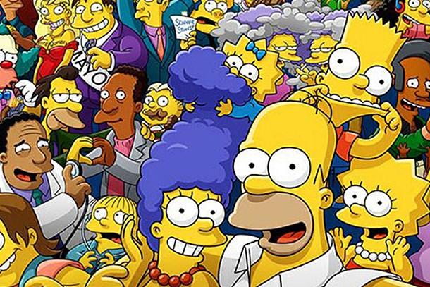 Animasyon dizi Simpsonlar TV tarihinde rekor kırdı