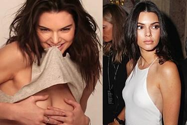 'Göğüslerimin gözükmesini seviyorum'