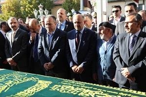 Milli Savunma Bakanlığı Müsteşarı Fidan'ın acı günü