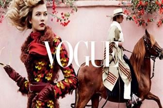 Vogue tarihinde ilk kez bir başkan adayına desteğini açıkladı!
