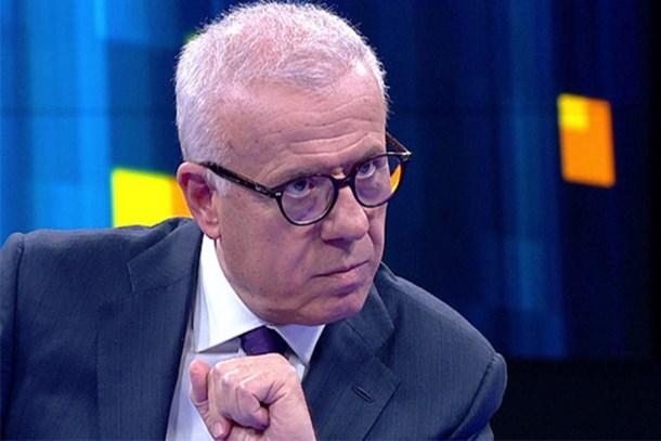 Ertuğrul Özkök'ten 'başkanlık' çıkışı: Arkadaş, nedir bu yeni bir rejim arayışı, huzur batıyor mu bize?