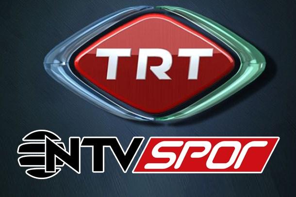 TRT ve Ntv Spor arasında dev anlaşma! Bu akşamdan itibaren....