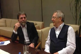 Ahmet Hakan, 19 madde saydı! Aziz Yıldırım bilin bakalım kime benziyor?