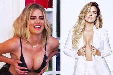 Khloe Kardashian göğüslerini büyütmek istiyor