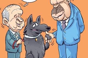 Gırgır'dan olay MHP kapağı! Ülkücüler için kurt çizip...