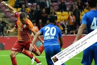 Sırrı Sakık'tan Dersimspor'u 5-1 yenen Galatasaray'a: Gücünüz mağdura mı yetiyor, nedir bu kibir!
