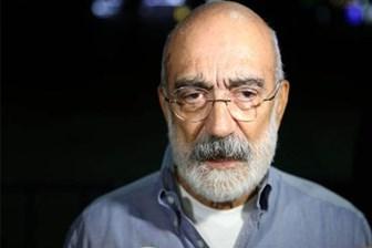 Gazeteci Ahmet Altan'a 4 yıl 8 ay hapis istendi!