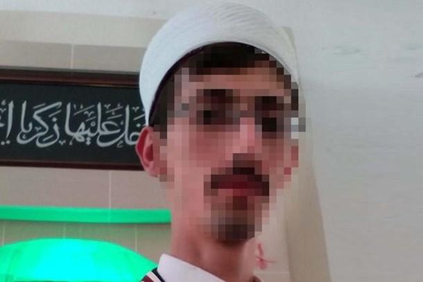 Facebook'ta bacımsınız yazan imama şok haber!
