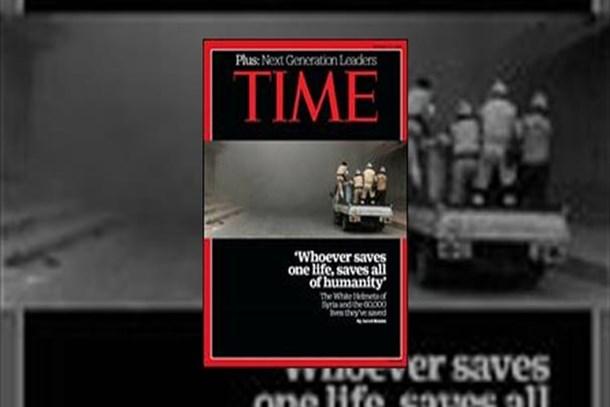 Time dergisi kapağına Kuran'dan ayet taşıdı