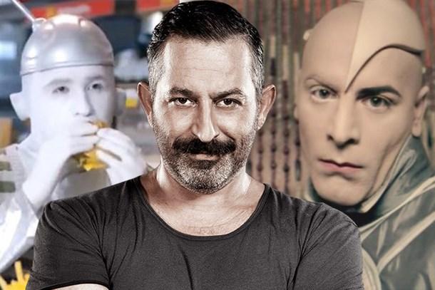 Cem Yılmaz'dan ünlü markaya tepki: Gora'daki robotu yapmış hem de...
