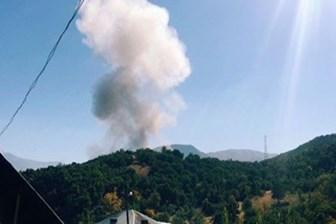 Şemdinli'de karakola bombalı araçla saldırı; 10'u asker 18 kişi hayatını kaybetti!