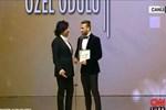 43. Altın Kelebek Ödülleri'nde şok Banu Alkan protestosu