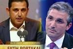 Nedim Şener Fatih Portakal'a telefonda ne dedi?