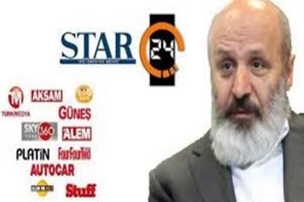 Medyaradar açıklıyor; Kanal 24, Star, Akşam, Güneş ve 360 TV'nin yeni sahibi kim oldu?