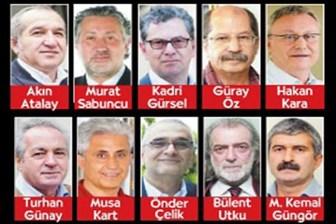 Cumhuriyet gazetesi yöneticilerinin tutukluluğuna itiraza ret!