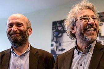 PEN Almanya'dan Can Dündar ve Erdem Gül'e ödül