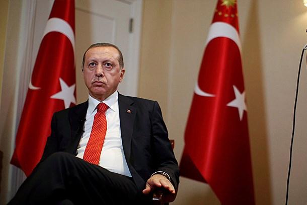 Cumhurbaşkanı Erdoğan ABD kanalına konuştu: Beni hayal kırıklığına uğrattı!