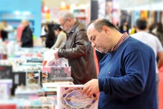 Uluslararası İstanbul Kitap Fuarı'nda rekor
