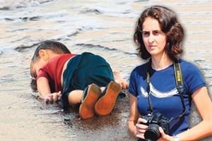 Alan Kurdi fotoğrafı en etkili 15 fotoğraftan biri