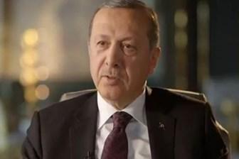 Erdoğan'dan basın özgürlüğü yorumu: Benim sınırımın başladığı yerde biter