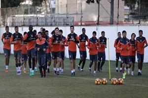 Adanaspor'da Antalyaspor maçı hazırlıkları