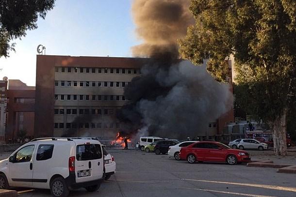 Adana'da patlama: 2 ölü ve 16 yaralı!
