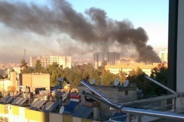 Adana'daki patlamaya geçici yayın yasağı!