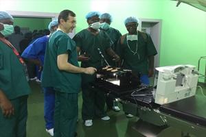 Türkiye'den Nijerya'ya ilk