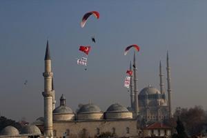 Edirne'nin kurtuluşunun 94. yıl dönümü