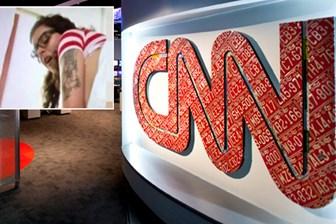 CNN'de hatlar karıştı! Yemek programı yerine porno yayını yapıldı!