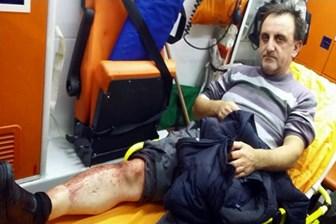 İstanbul'da gazeteciye bıçaklı saldırı!