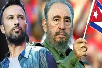 Tarkan'dan duygusal Fidel Castro mesajı