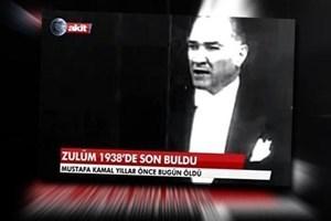 Akit TV'den Atatürk'e hakarete mahkemeden yanıt: 9'u 5 geçe gelin!