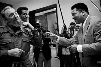 Muhammed Ali'nin Castro'ya cevabı efsane olmuştu: At şuraya bir yumruk...