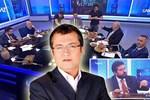 Hürriyet yazarı 'ekran rezaletini' topa tuttu: Duvara tosladın Ertem Şener!